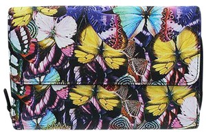 Other Mundi Big Fat Wallet in Butterfly Design