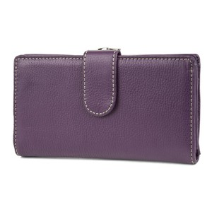 Other Mundi Leather Wallet in Purple