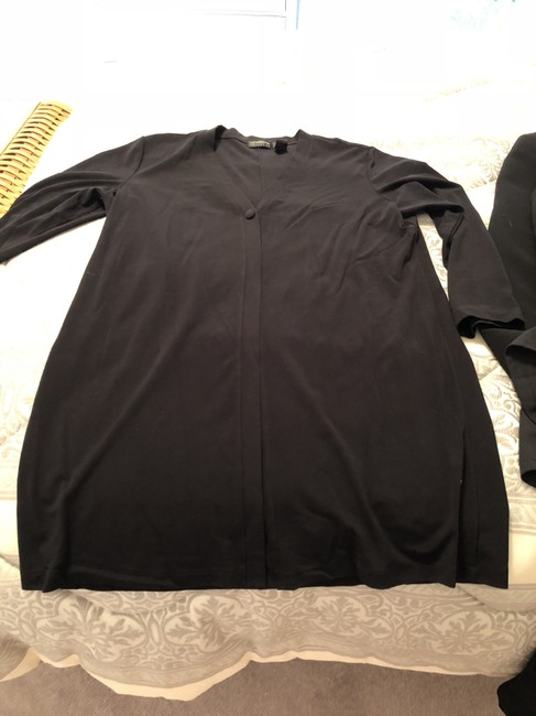 Tahari You Basic Black Suit