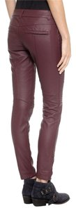 Free People Skinny Pants Mulberry