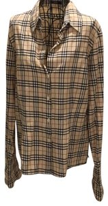 Burberry London Top Burberry House Check