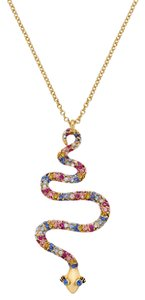 Kate Spade kate spade spice things up snake pendant necklace