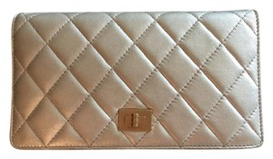 Chanel Authentic Chanel Reissue wallet Lamb skin leather Purchase at saks f