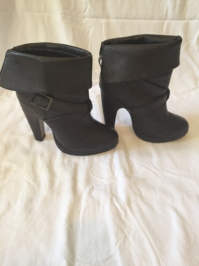 Charlotte Russe Brown Boots