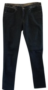 Blank Denim Skinny Jeans-Medium Wash