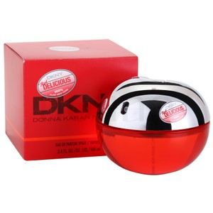 DKNY DKNY RED DELICIOUS BY DONNA KARAN-MADE IN SWITZERLAND