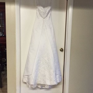 David's Bridal Beautiful Wedding Dress Wedding Dress