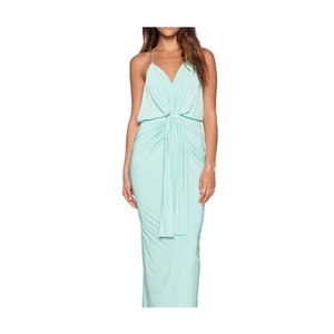 Mint Green Maxi Dress by T-Bags Los Angeles