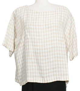 Eileen Fisher Top Natural