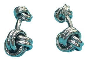 Tiffany & Co. Tiffany & Co. Double Knot Cuff Links