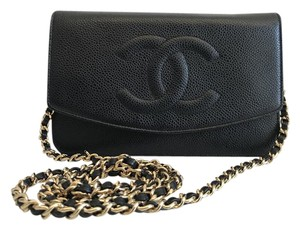Chanel Timeless Woc Classic Wallet On Chain Cross Body Bag