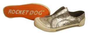 Rocket Dog Zipper Accent Metallic silver Athletic