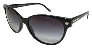 Versace NEW VERSACE BLACK SUNGLASSES MOD 4214 GB1/8G FREE 3 DAY SHIPPING