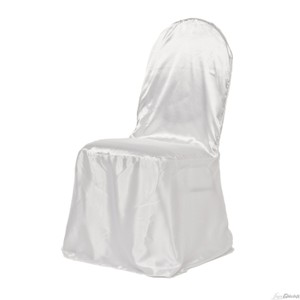 37 Satin Banquet Chair Covers