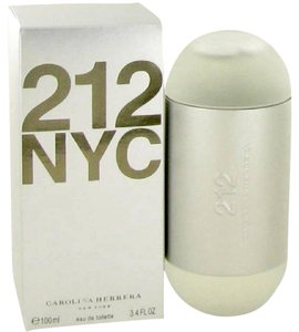 Carolina Herrera 212 by Carolina Herrera 3.4 oz / 100 ml EDP Spray for Woman,New.