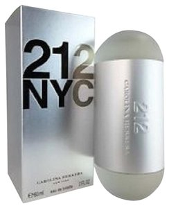 Carolina Herrera 212 by Carolina Herrera 2.0 oz / 60 ml EDT Spray for Woman,New.