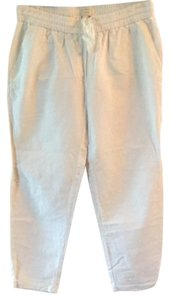 J.Crew Relaxed Pants white