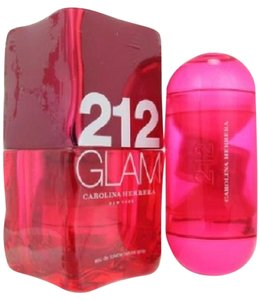 Carolina Herrera 212 GLAM by Carolina Herrera 2.0oz / 60 ml EDT Spray for Woman ,New !!