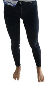 Madewell Skinny Pants Black
