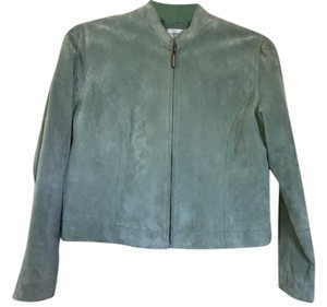 Chico's Pale Green Jacket