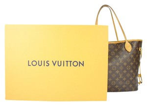 Louis Vuitton Neverfull Neo Neverfull Rouge Neverfull Neverfull Mm Neverfulled Tote in Monogram