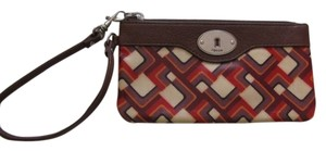 Fossil Wristlet in Multi