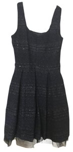 Soprano Juniors Skater Sequin Lace Dress