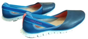 Cole Haan Zero Grand Gray/Blue Athletic
