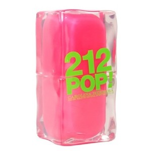 Carolina Herrera 212 pop by Carolina Herrera 2.0 oz / 60 ml EDT Spray for Woman.New.