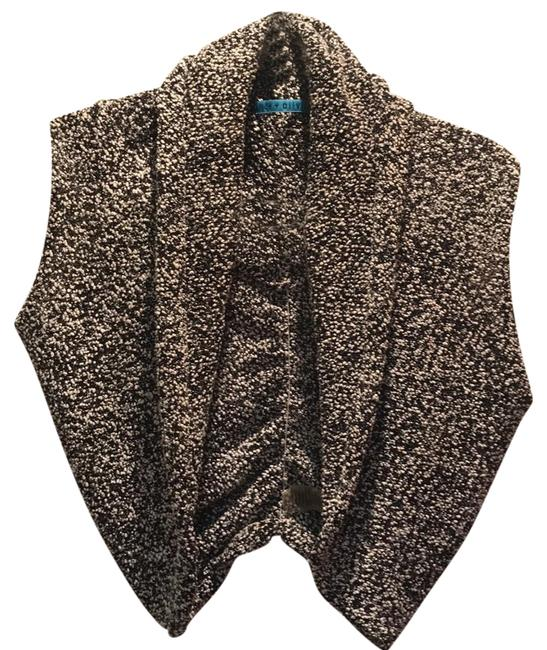 Item - Black and White Sweater Vest Size 0 (XS)