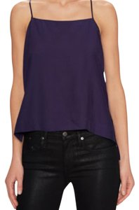 Helmut Lang Top Purple /scarab