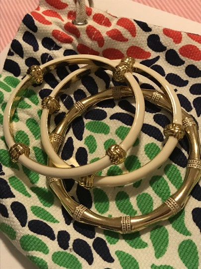 Lilly Pulitzer Lilly Pullitzer Bamboo Bangle Set Image 1