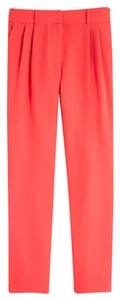 J.Crew Capri Cropped Suiting Capri/Cropped Pants Fiery orange