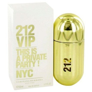 Carolina Herrera 212 VIP by Carolina Herrera 1.7 oz / 50 ml EDP Spray for Woman.New.