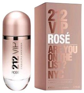 Carolina Herrera 212 VIP ROSE by Carolina Herrera 2.7 oz / 80 ml EDP Spray Woman.New.
