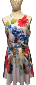 Ted Baker short dress Multi color on Tradesy