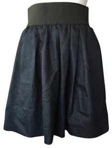Necessary Objects Skirt Dark Denim