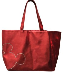 Disney Tote in Red