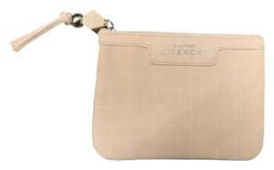 Givenchy Givenchy Beige mini pouch / cosmetic / makeup bag