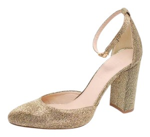 J.Crew Lurex Evening Metallic Gold Formal
