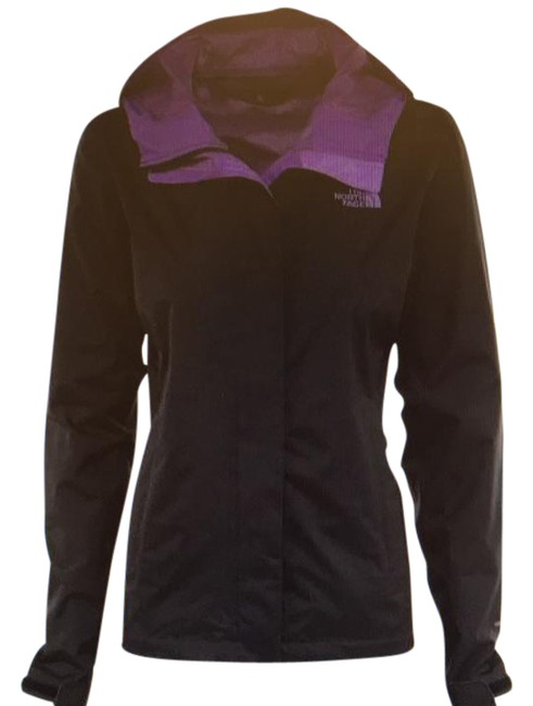 Item - Black and Bellflower Purple Venture 2 Activewear Outerwear Size 8 (M)