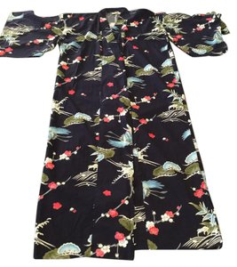 Ichiban 100% Fine Japanese Craft Cheery Blossoms Coat