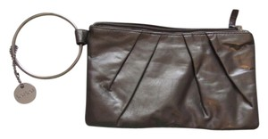 LuLu Wristlet in dark gray