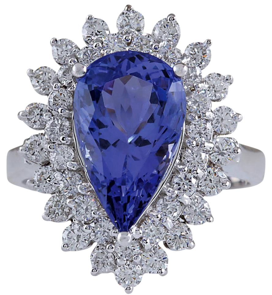 banque carat square natural diamond tanzanite products cut cushion loose