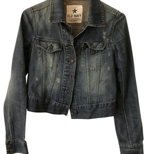 Old Navy blue Womens Jean Jacket