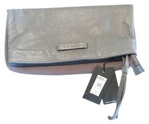 A|X Armani Exchange Grey Clutch