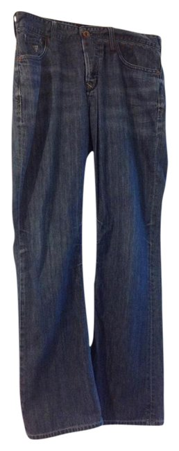 Item - Blue Medium Wash Easy Rider Relaxed Fit Jeans Size 30 (6, M)