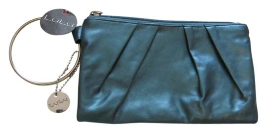 LuLu Wristlet in Teal