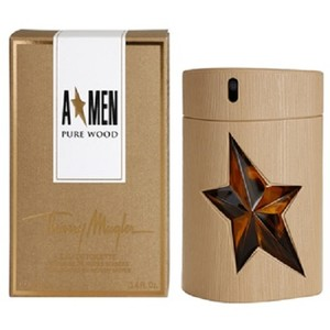 Thierry Mugler A Men PURE WOOD by T.Mugler for Men 3.3 oz/ 3.4 oz/100 ml EDT Spray