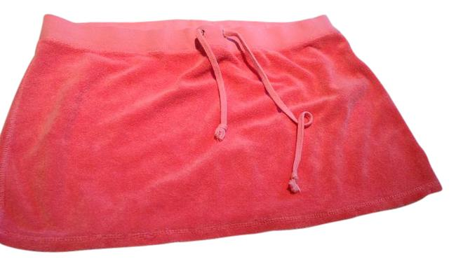 Item - Coral Terrry Cloth Skirt Size 12 (L, 32, 33)